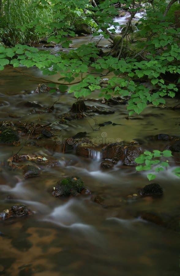 De Watervallen van Grubas royalty-vrije stock afbeeldingen