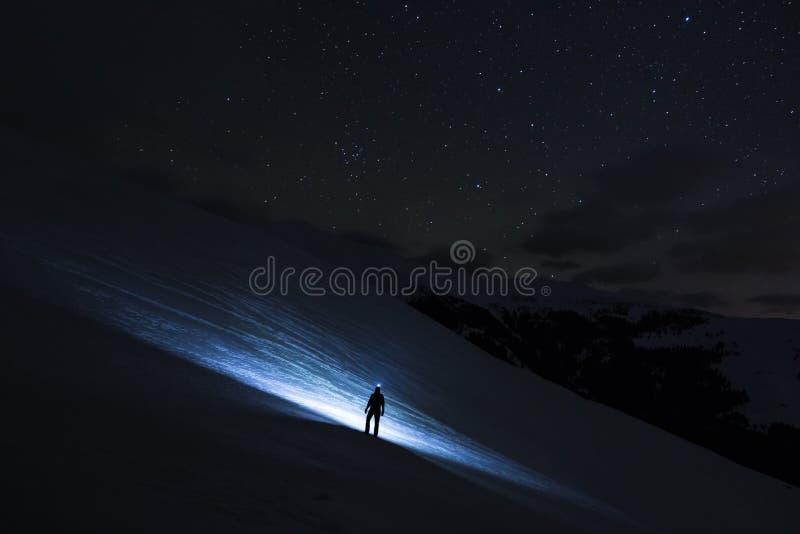 De weg aan de sterren