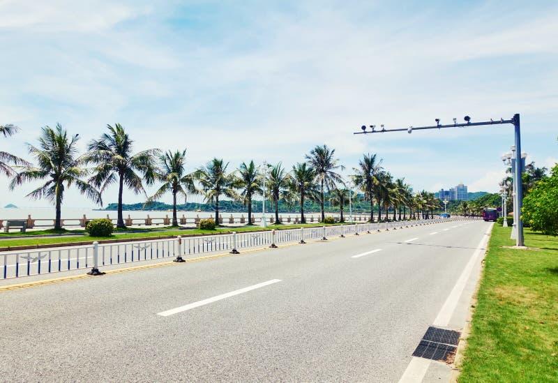 De weg van de stad royalty-vrije stock foto