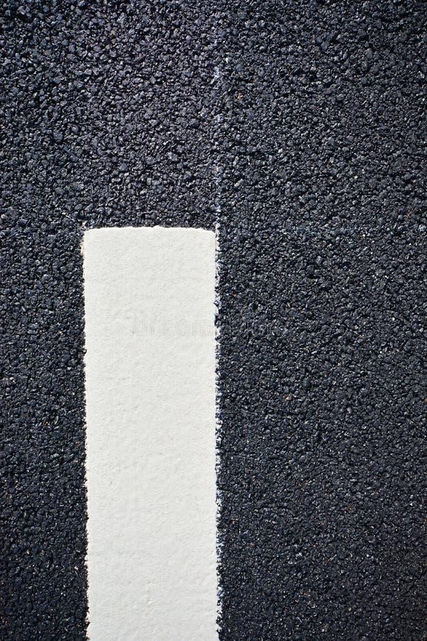 De wegtextuur van het asfalt stock foto's