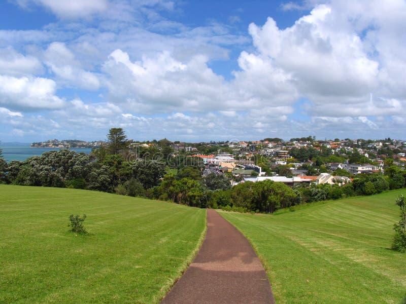 De Weide van Auckland royalty-vrije stock foto