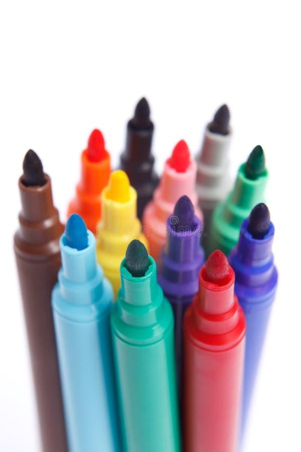 De Wereld van de kleur royalty-vrije stock afbeeldingen