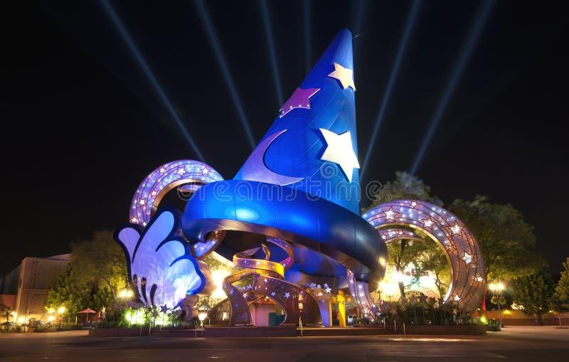 De Wereld van Disney stock fotografie
