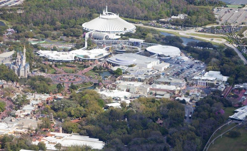 De Wereld van Disney royalty-vrije stock afbeelding