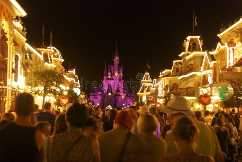 De wereld van Disney royalty-vrije stock fotografie