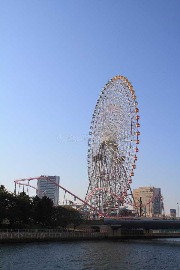 De wereld van Yokohamacosmo stock fotografie
