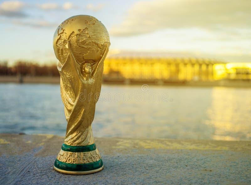 De Wereldbeker van FIFA royalty-vrije stock foto's