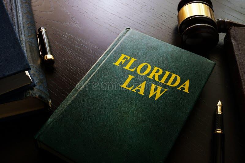 De wet van Florida stock afbeelding