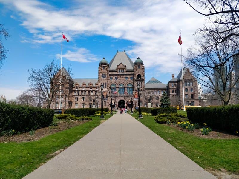 De wetgevende bouw royalty-vrije stock fotografie