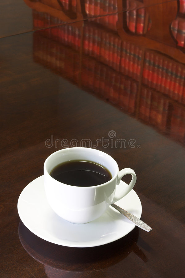De wettelijke Kop van de Koffie #1 royalty-vrije stock foto's