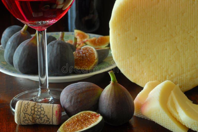 De wijn nam toe stock afbeelding