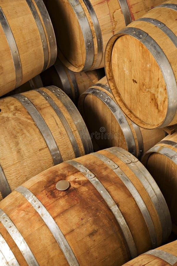 De Wijnmakerijen van Arizona royalty-vrije stock foto's