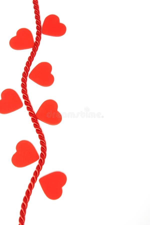 De Wijnstok van het hart stock foto