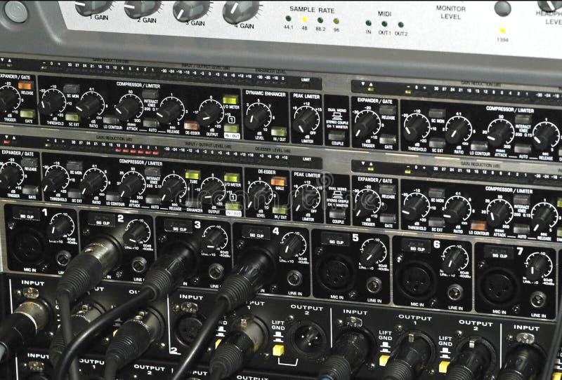De Wijzerplaten van de studio stock foto's