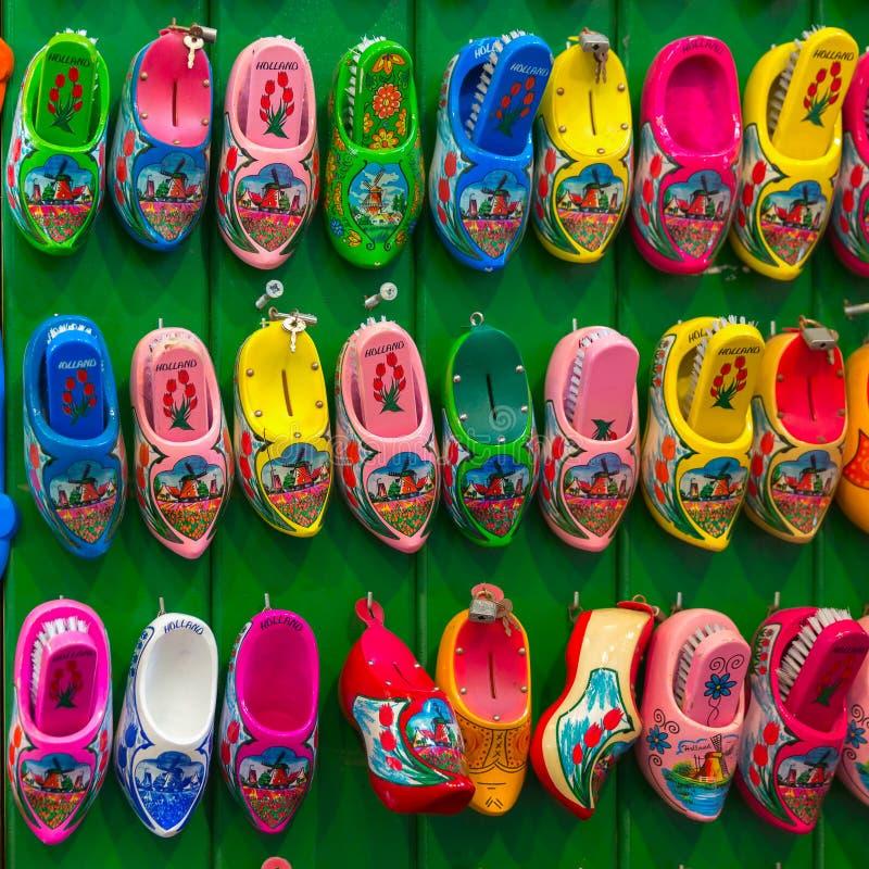 De winkel van de herinnering in Amsterdam stock foto's