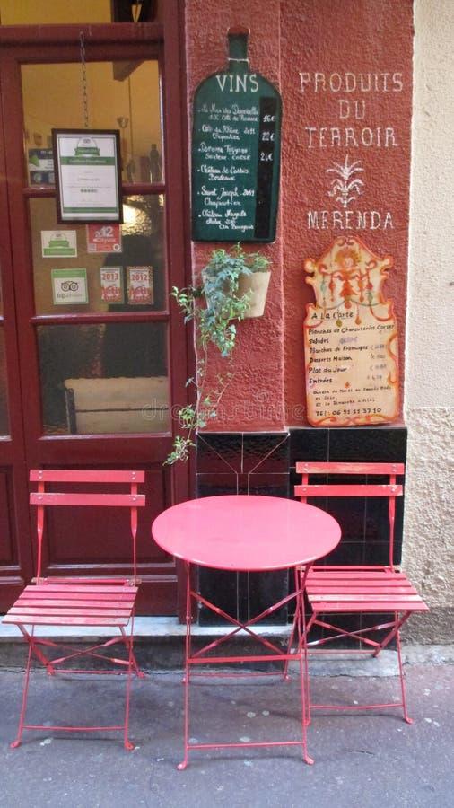 De Winkel van de koffie royalty-vrije stock foto