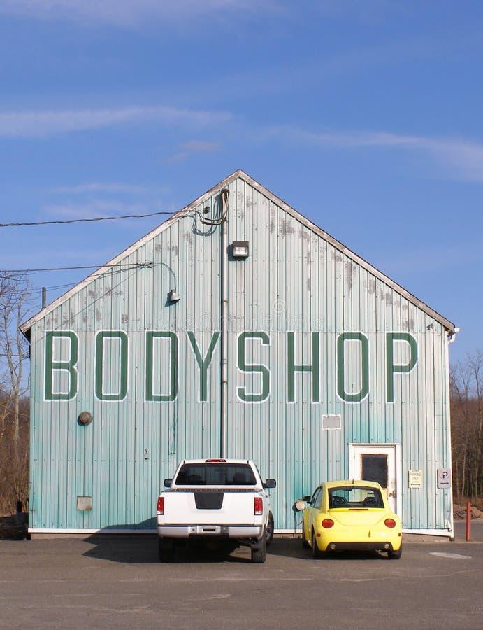 De Winkel van het lichaam stock fotografie