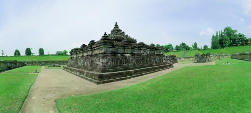 De winnende tempel royalty-vrije stock afbeeldingen