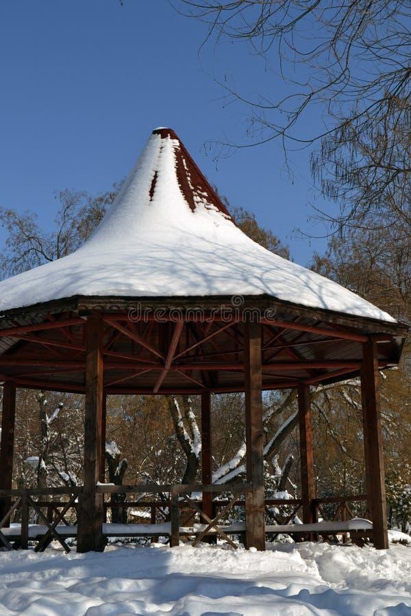 De winterdroom in 5 Maart royalty-vrije stock afbeelding