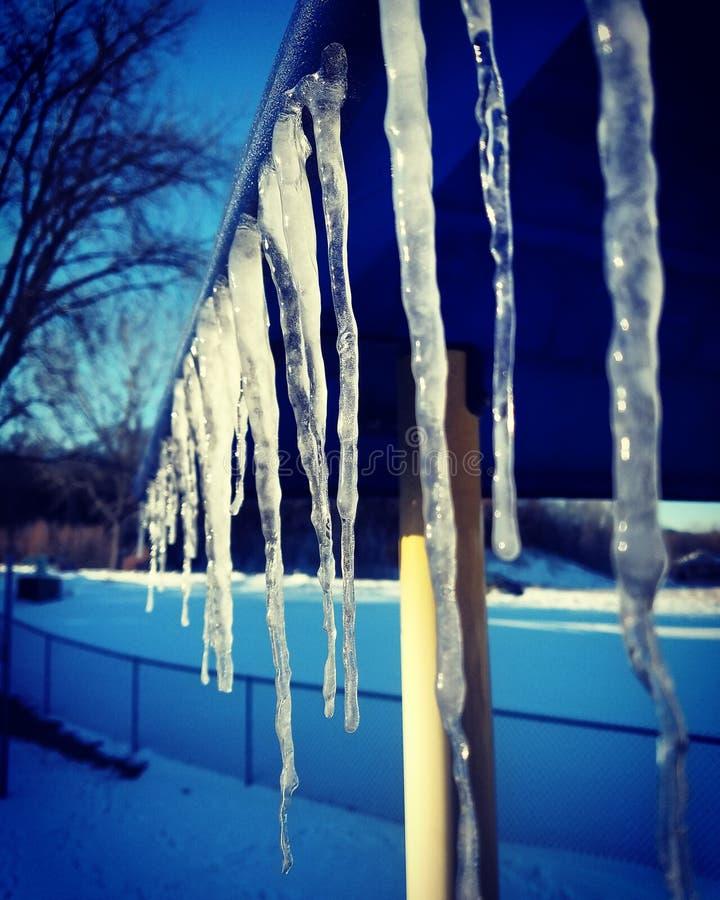 De winterseffect stock foto's
