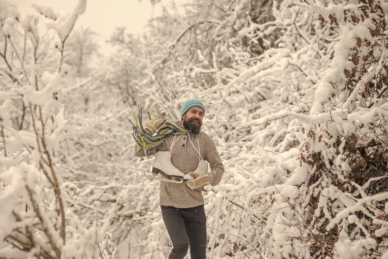 De wintersport en rust, Kerstmis stock foto's