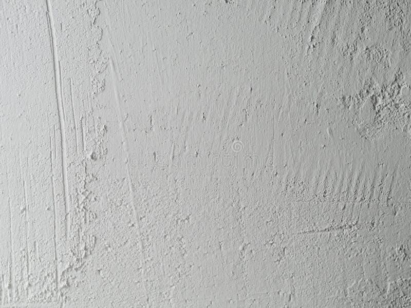 De witte achtergrond van de textuurmuur stock foto's
