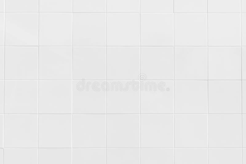 De witte ceramische textuur van muurtegels voor de decoratie van de slaapkamer royalty-vrije stock fotografie