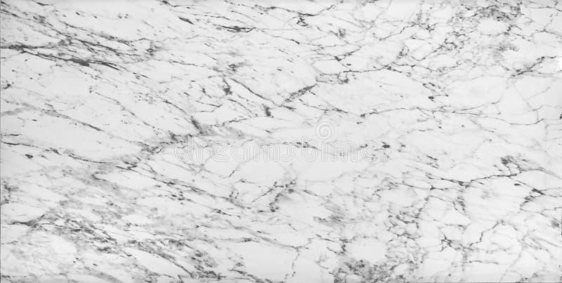 De witte marmeren muur of bevloeringstextuur van de patroonoppervlakte Close-up van binnenlands materiaal voor de achtergrond van stock foto's