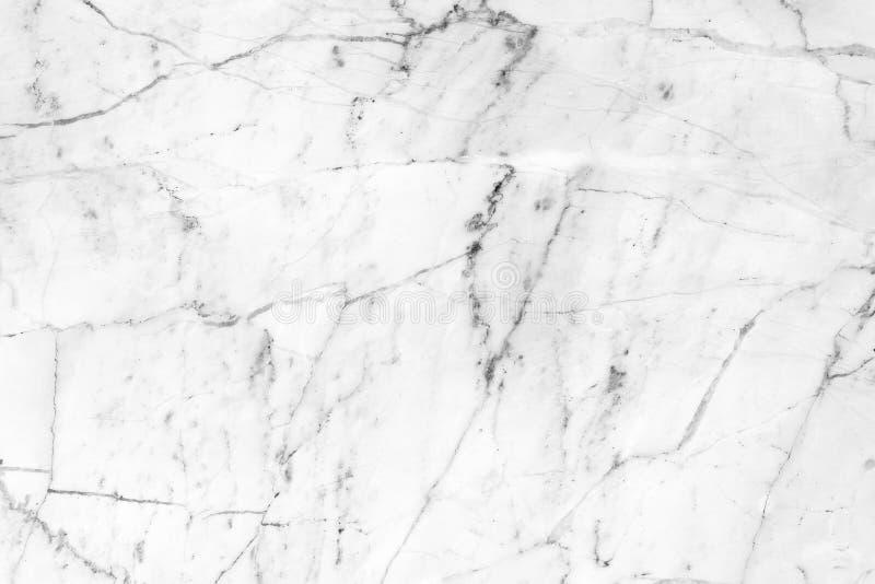 De witte marmeren natuurlijke achtergrond van de patroontextuur De muurontwerp van de binnenland marmeren steen stock foto