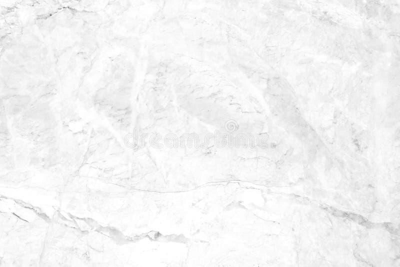 De witte marmeren natuurlijke achtergrond van de patroontextuur De muurontwerp van de binnenland marmeren steen stock fotografie