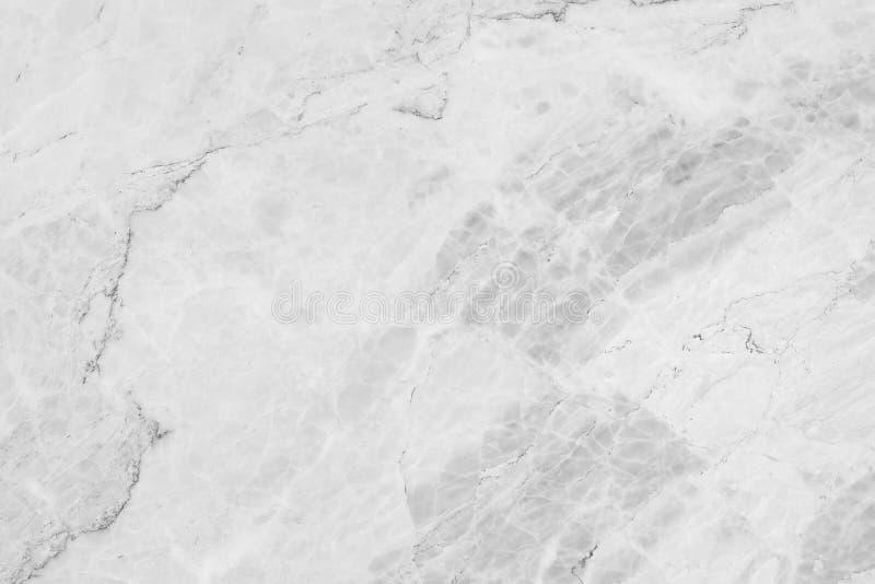 De witte marmeren natuurlijke achtergrond van de patroontextuur De muurontwerp van de binnenland marmeren steen royalty-vrije stock foto