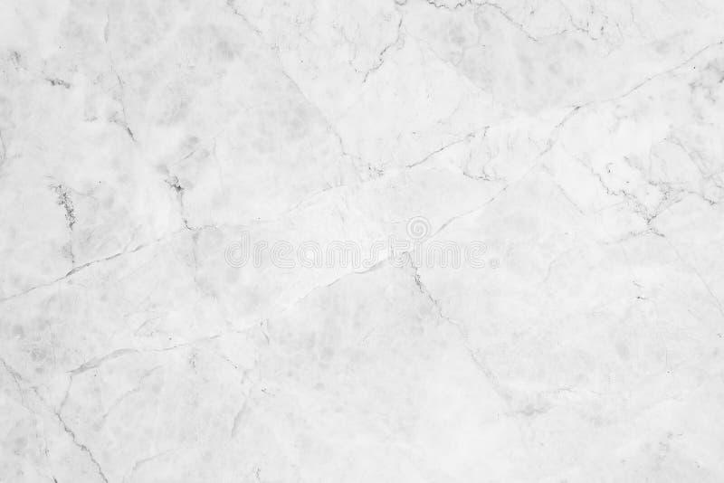 De witte marmeren natuurlijke achtergrond van de patroontextuur De muurontwerp van de binnenland marmeren steen royalty-vrije stock fotografie