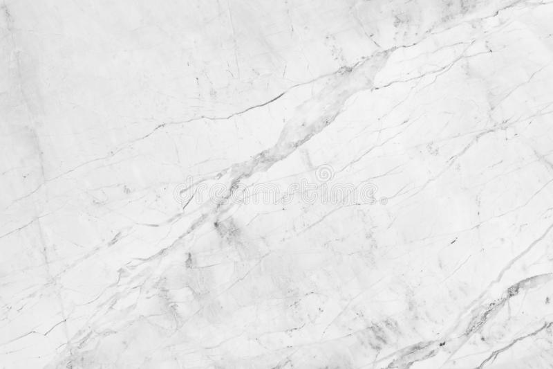 De witte marmeren natuurlijke achtergrond van de patroontextuur De muurontwerp van de binnenland marmeren steen stock foto's