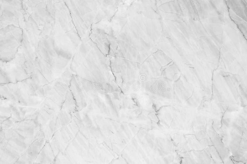 De witte marmeren natuurlijke achtergrond van de patroontextuur De muurontwerp van de binnenland marmeren steen royalty-vrije stock foto's
