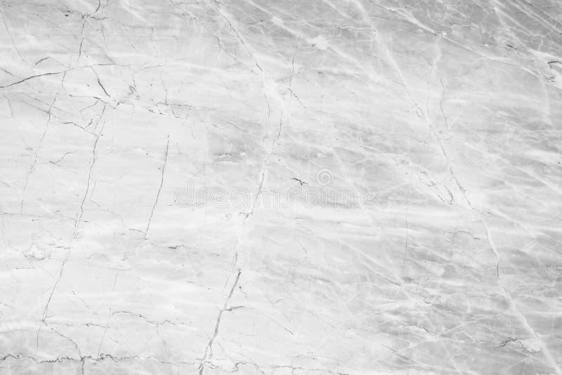 De witte marmeren natuurlijke achtergrond van de patroontextuur De muurontwerp van de binnenland marmeren steen royalty-vrije stock afbeeldingen