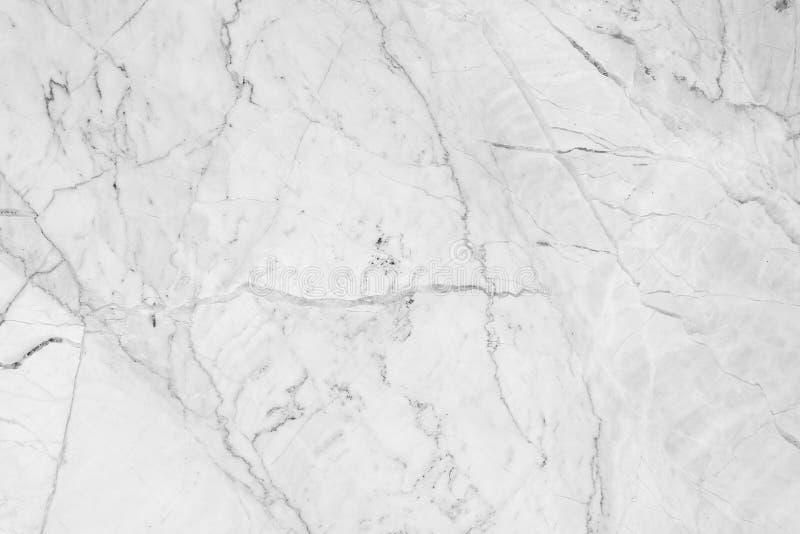 De witte marmeren natuurlijke achtergrond van de patroontextuur De muurontwerp van de binnenland marmeren steen stock afbeelding