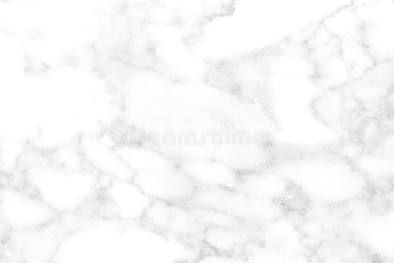 De witte marmeren oppervlakte voor doet ceramisch tegen wit licht van de textuurtegel grijs marmer als achtergrond natuurlijk voo royalty-vrije stock afbeelding