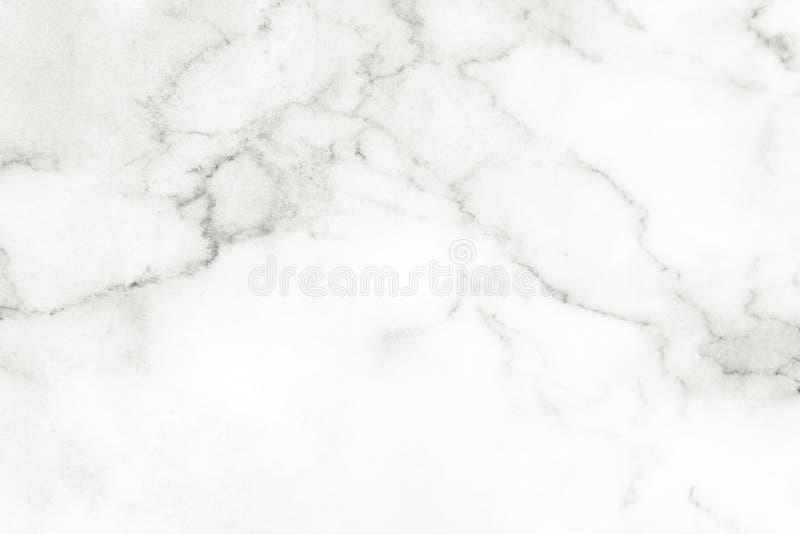 De witte marmeren oppervlakte voor doet ceramisch tegen wit licht van de textuurtegel grijs marmer als achtergrond natuurlijk voo stock afbeelding