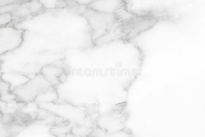 De witte marmeren oppervlakte voor doet ceramisch tegen wit licht van de textuurtegel grijs marmer als achtergrond natuurlijk voo royalty-vrije stock foto