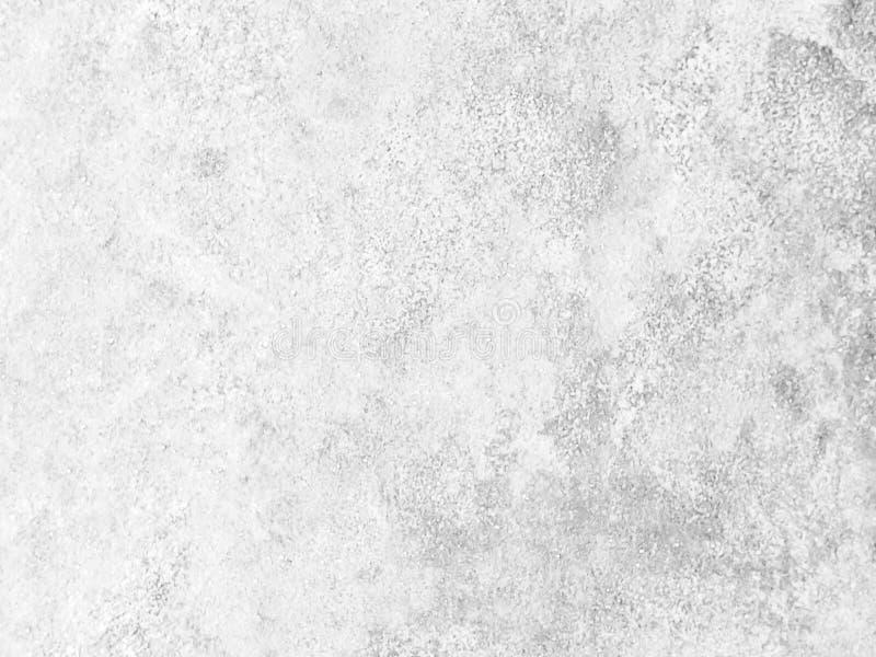 De witte oude concrete geweven achtergronden van de cementmuur royalty-vrije stock fotografie