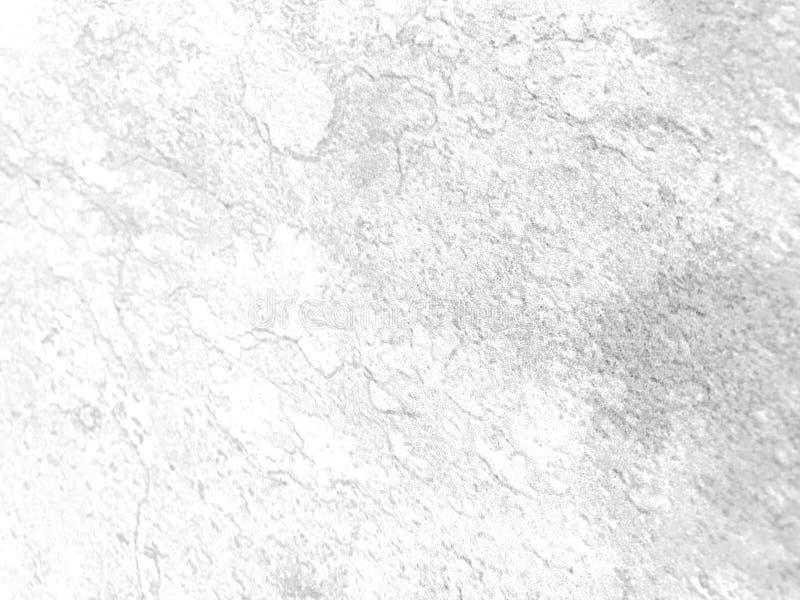De witte oude concrete geweven achtergronden van de cementmuur royalty-vrije stock foto's