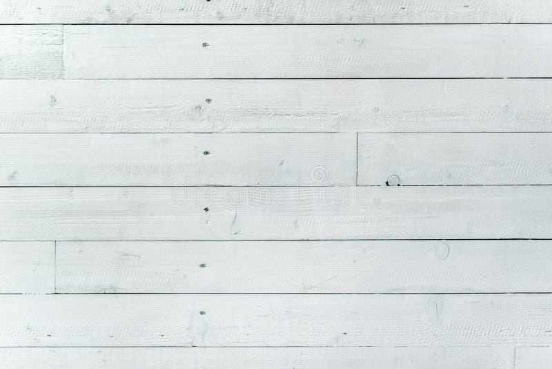 De witte textuur van de plankenoppervlakte royalty-vrije stock foto's