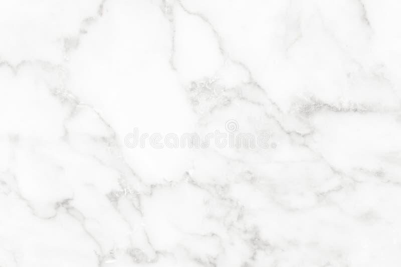 De witte zwarte marmeren oppervlakte voor doet de ceramische tegen witte lichte grijze zilveren achtergrond van de textuurtegel stock afbeelding