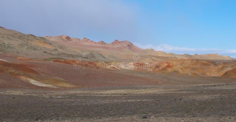 De woestijn royalty-vrije stock afbeeldingen