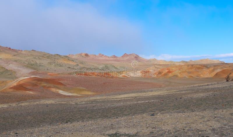 De woestijn royalty-vrije stock afbeelding