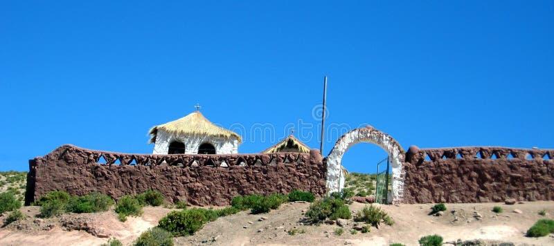 De Woestijn Van Atacama, Chili Royalty-vrije Stock Fotografie