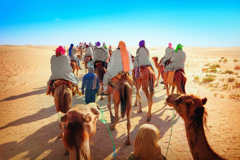 De Woestijn van de Sahara