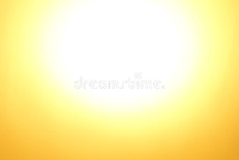 De Woestijn van de zon stock afbeeldingen
