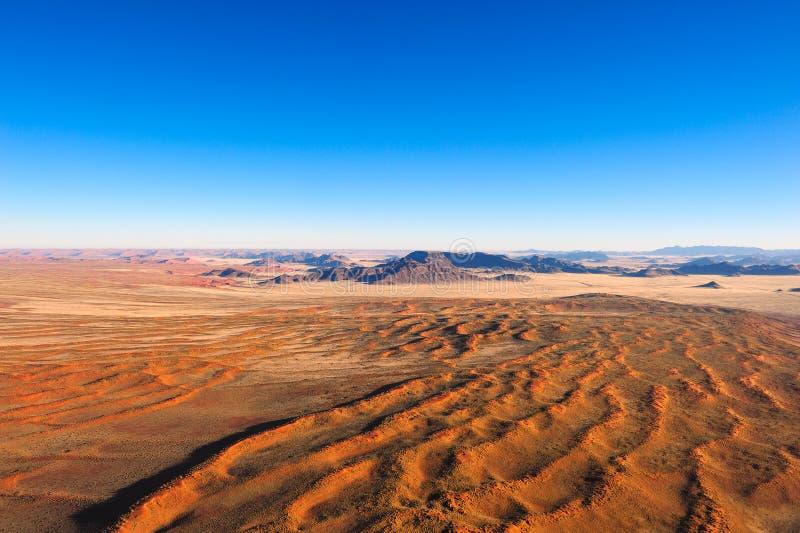 De Woestijn van Namib (Namibië) royalty-vrije stock afbeelding