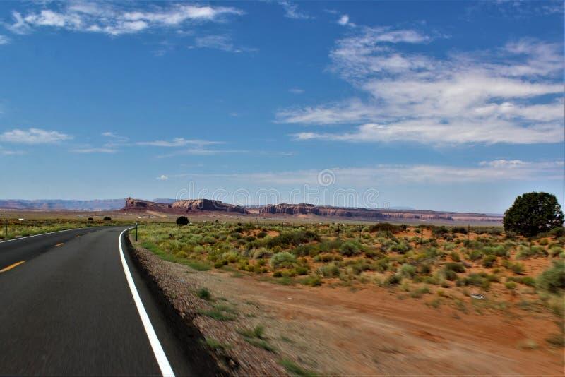 De woestijn van Salt Lake City stock fotografie